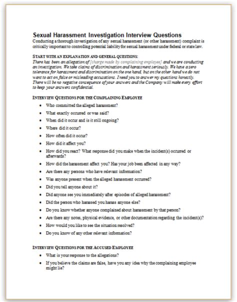 workplace harassment policy template sle harassment complaint form sarahepps