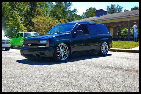 Chevrolet Trailblazer Modification by 97chevybowtie 2002 Chevrolet Trailblazer Specs Photos