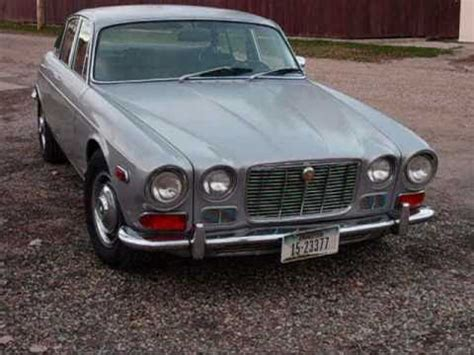 Jaguar XJ6 - 1972 Series 1 - YouTube