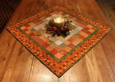 fall table runners to make 1000 ideas about fall table runner on pinterest table