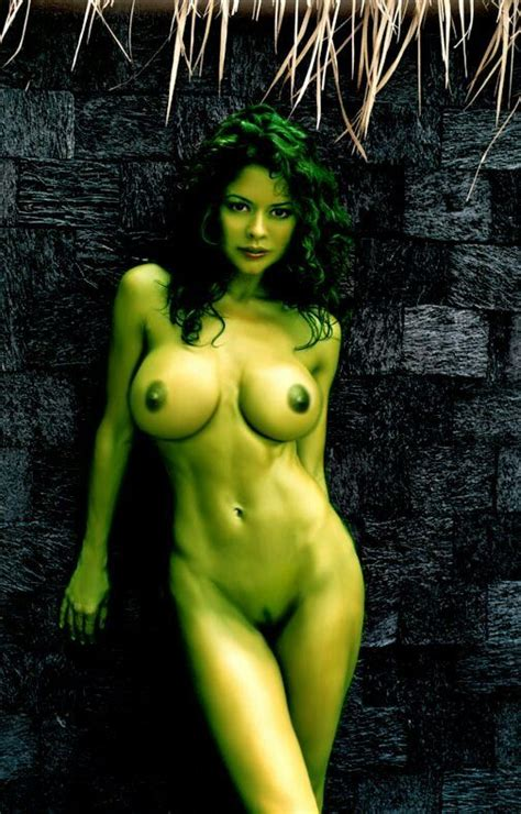Best She Hulk Images On Pinterest She Hulk Cosplay Awesome Cosplay And Body Paint