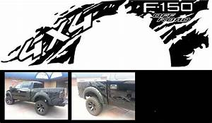 product ford f 150 raptor 4x4 bed decals graphics With kitchen cabinets lowes with ford raptor stickers