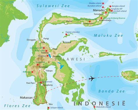 rondreis sulawesi en de molukken bij van verre