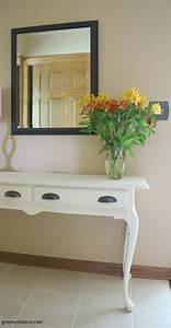 Green With Decor 4 Steps To A Cheap Easy Foyer Makeover