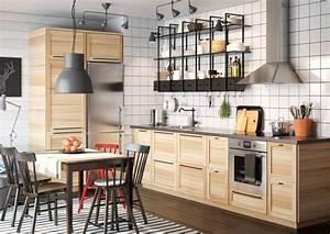 Ikea Küche Holz : farbkonzepte f r die k chenplanung 12 neue ideen und ~ Michelbontemps.com Haus und Dekorationen