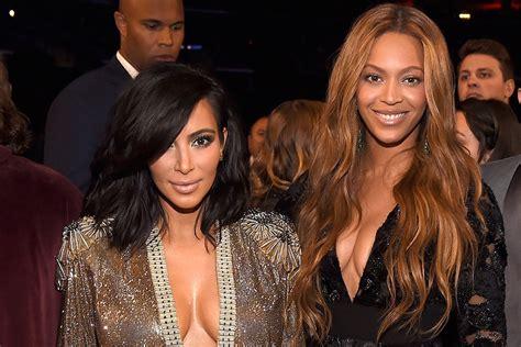 Beyonce And Kim Kardashian, Friends Or Enemies?