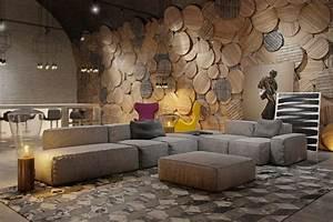 Welche Farbe Passt Zu Braun Möbel : welche farbe passt zu braun so kombinieren sie braun im innenraum ~ Markanthonyermac.com Haus und Dekorationen