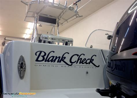 Boat Name Lettering by Vinyl Lettering Boat Name Graphics Decals Stickers Black