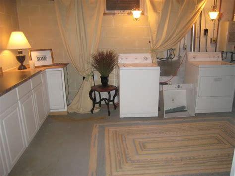 basement laundry room decorating ideas  decorelated