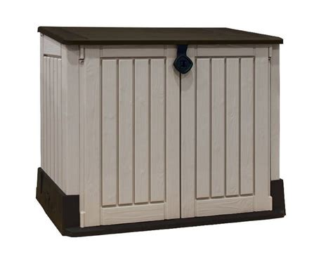 Keter Woodland Ultra Storage Shed by Garden Storage Keter Woodland Garden Storage