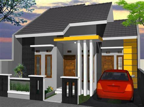 koleksi denah rumah minimalis  lantai type