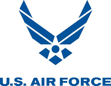 Fileus Air Force Logo Solid Coloursvg  Wikimedia Commons