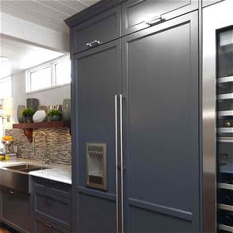 integrated refrigerators    cabinets fridge dimensions