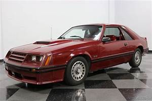 1982 Ford Mustang GT Coupe 1982 GT Used 5L V8 16V Manual RWD - Classic 1982 Ford Mustang 2 Dr ...