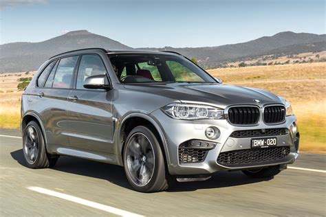 Bmw X5m Review Motor