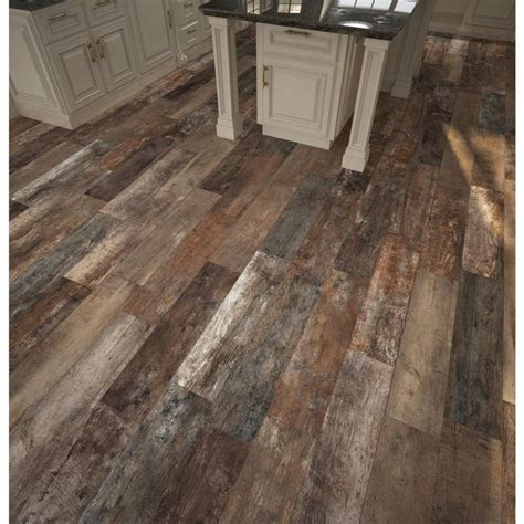 floor and decor pa 25 b 228 sta wood look tile id 233 erna p 229 pinterest klinkergolv barndominium och tr 228 golv