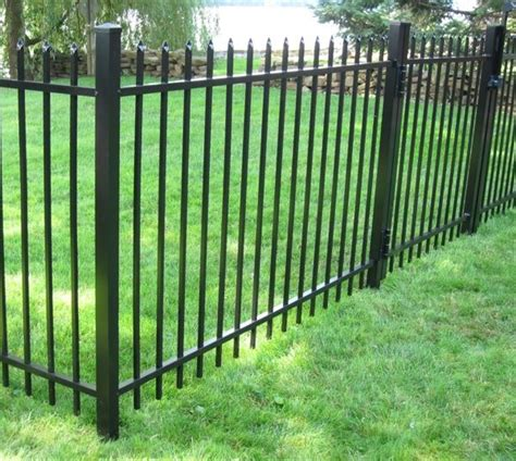 aluminum wrought iron fence cost 17 best ideas about wrought iron fence cost on pinterest spooky halloween decorations