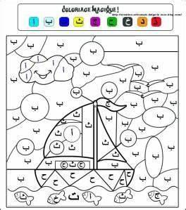 Apprendre l'alphabet arabe en s'amusant | Lettre en arabe ...