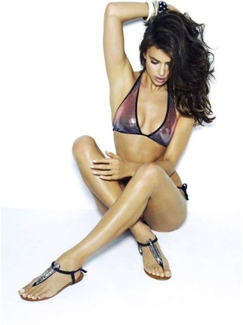 irina shayks sexy  xti bikini campaign bnl