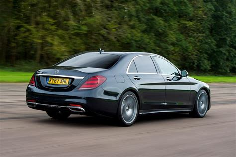 New Mercedes Sclass by New Mercedes S Class 2017 Facelift Review Pictures