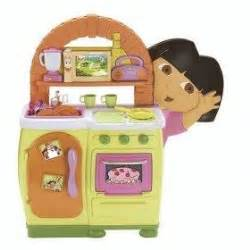 dora the explorer toy kitchen