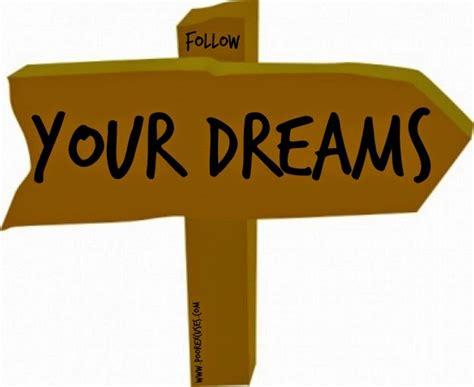 Clip Art Follow Your Dreams Clipart