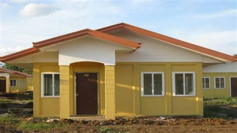 Model Houses Philippines Bungalow Type Ruby Model House