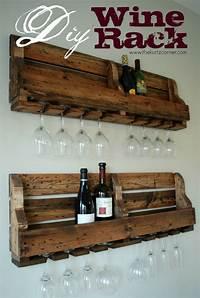 building a wine rack The Kurtz Corner: DIY Rustic Wine Rack