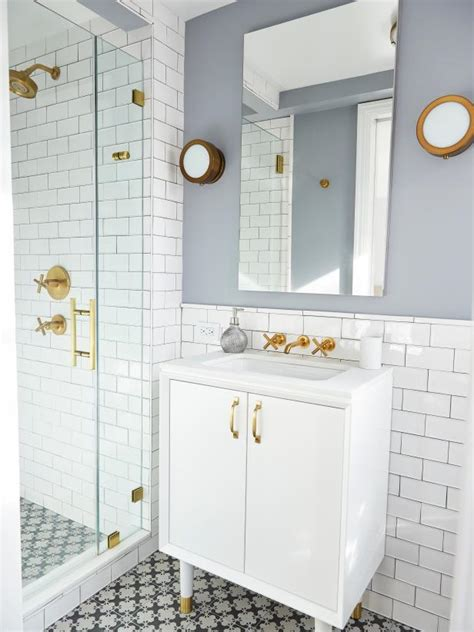 Hgtv Decorating Ideas For Bathroom by 30 Small Bathroom Design Ideas Hgtv