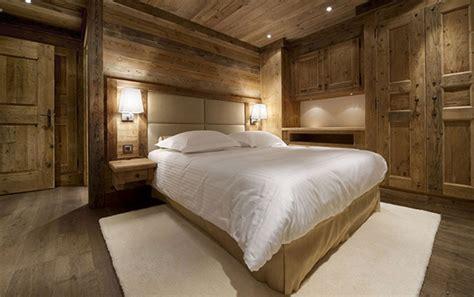 30 Ideen Für Schlafzimmer Einrichtung Im Stil Chalet