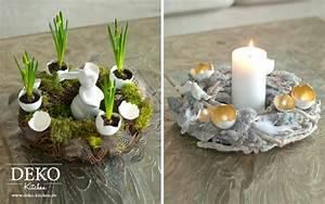 Deko Kitchen Shop : diy h bsche osterkr nze mit eierschalen gestalten deko kitchen ~ Orissabook.com Haus und Dekorationen