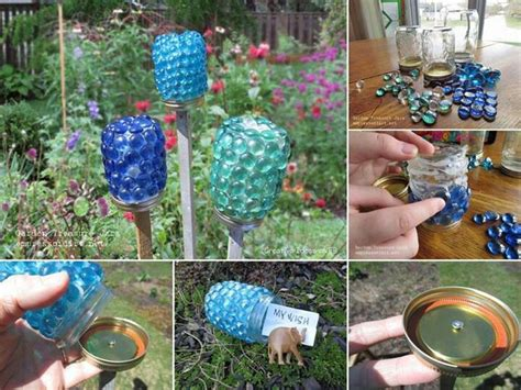 Yard Decorations by Diy Lawn Ornaments Lawn Up Cycle Oh So Pretty