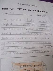 Essay On Class Teacher Childhood Event Essay Essay On Teacher Class  Essay On Class Teacher In English Letter Thesis For A Persuasive Essay also Online Will Writing  High School Essay Format