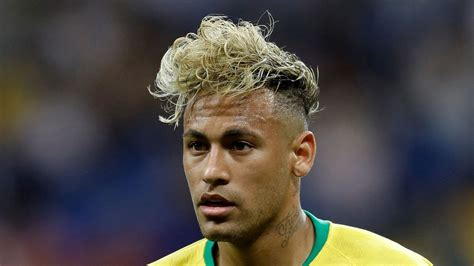 brazils neymar   world cup hairdo compared