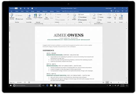 Linkedin Forgot To Attach Resume by Microsoft Adds Ai Powered Linkedin Resume Assistant To Word Aivanet