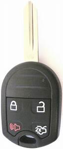 2013 2014 Ford Mustang Transponder Key Keyless Remote Entry Clicker Transmitter Keyfob Key FOB ...
