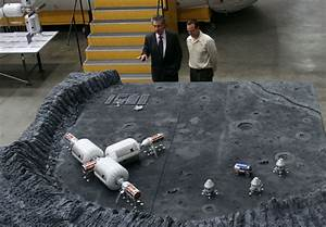 Newt plans for moon base and using ten percent of NASA ...