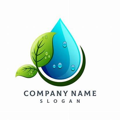 Water Leaf Drop Agua Freepik Gota Premium