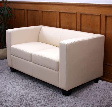 canape cuir 2 places creme hill cpecuir hillcrm ad vente de meubles et d articles de confort 224