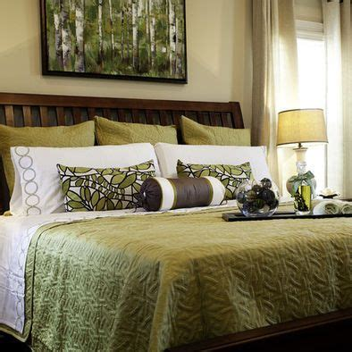 Bedroom Designs Green And Brown by White Green Brown Bedroom Design Pictures Remodel
