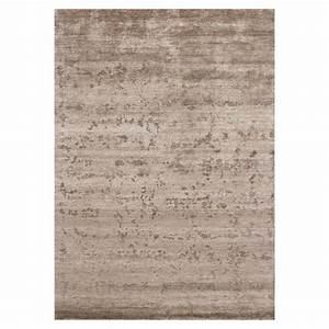 Tapis Bambou 200x300 : tapis silky couleur caf angelo en soie de bambou 200x300 ~ Teatrodelosmanantiales.com Idées de Décoration