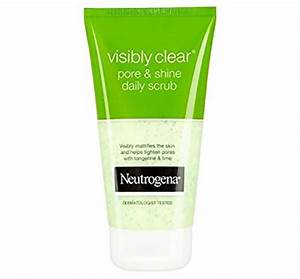 Neutrogena Visibly Clear Waschgel : neutrogena visibly clear pore shine scrub 150ml online shopping in bangladesh ~ Avissmed.com Haus und Dekorationen