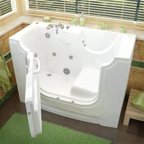 handitub 60 quot x 30 quot whirlpool jetted wheelchair accessible