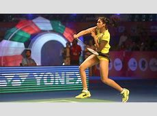 P V Sindhu Oops Moments on Badminton Court Page 2 of 3