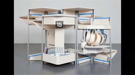 space saving kitchen furniture low budget top 15 most practical space saving furniture