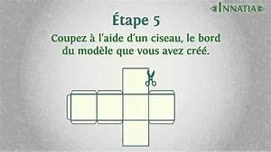 Comment Faire Des Choses En Papier : comment cr er un cube en papier ou en carton pas pas ~ Zukunftsfamilie.com Idées de Décoration
