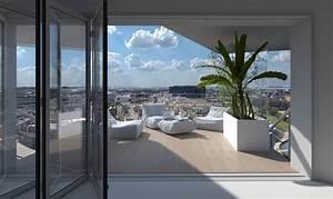 L'arbre blanc, immeuble design Montpellier Architecte Sou Fujimoto
