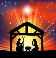 Image result for religious christmas clipart