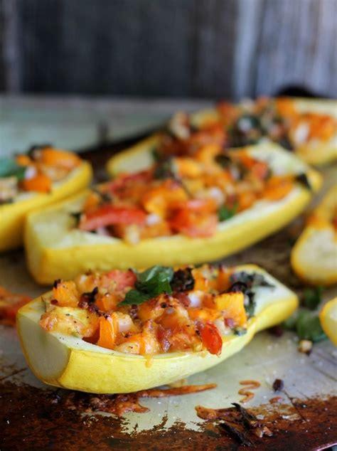 Garden Stuffed Zucchini Boats Taste Of Home by 25 Best Stuffed Summer Squash Ideas On Summer