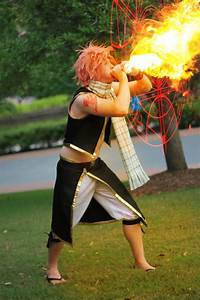 Fairy Tail Cosplay images Natsu Dragneel Cosplay HD ...